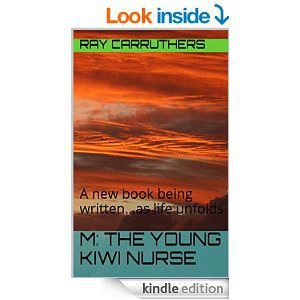 Young Kiwi nurse (Kindle)
